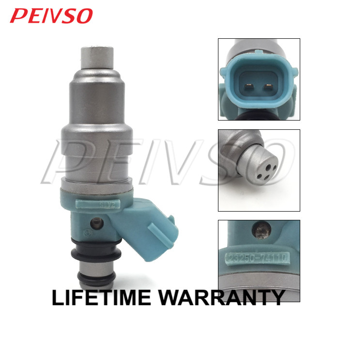Lifetime Warranty OEM Fuel Injector Set of 4-23250-0H050
