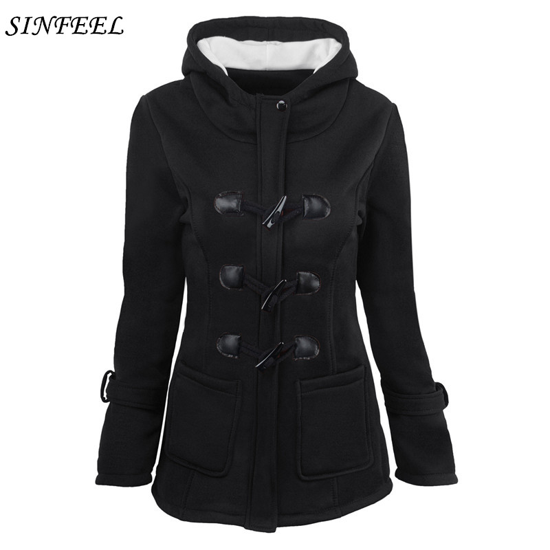 6xl Winter Jackets and Coats Women Parka Female Zipper Pocket Thick Hooded Womens Outerwear Slim Warm Parkas Coats Plus Size стоимость