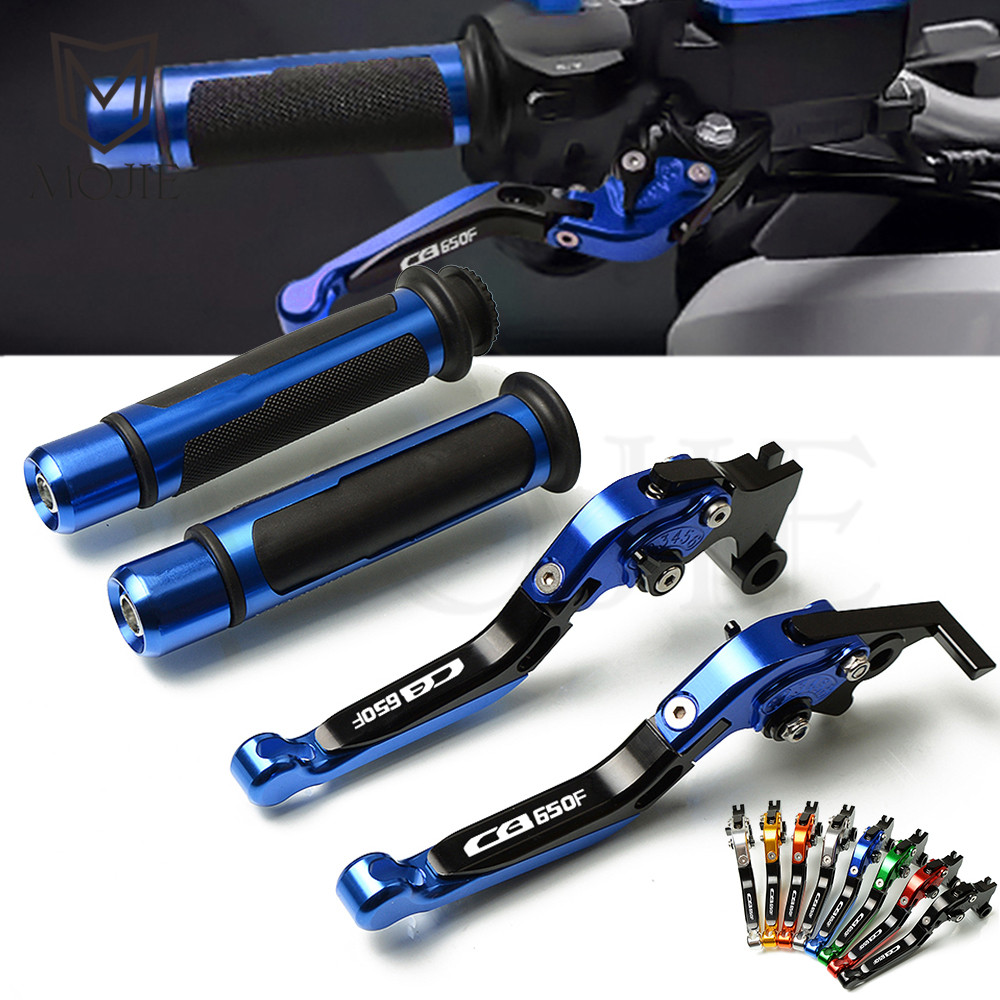 For Honda CB650F CB 650F CB 650 F 2014 2016 2015 Motorcycle CNC Adjustable Foldable Brake