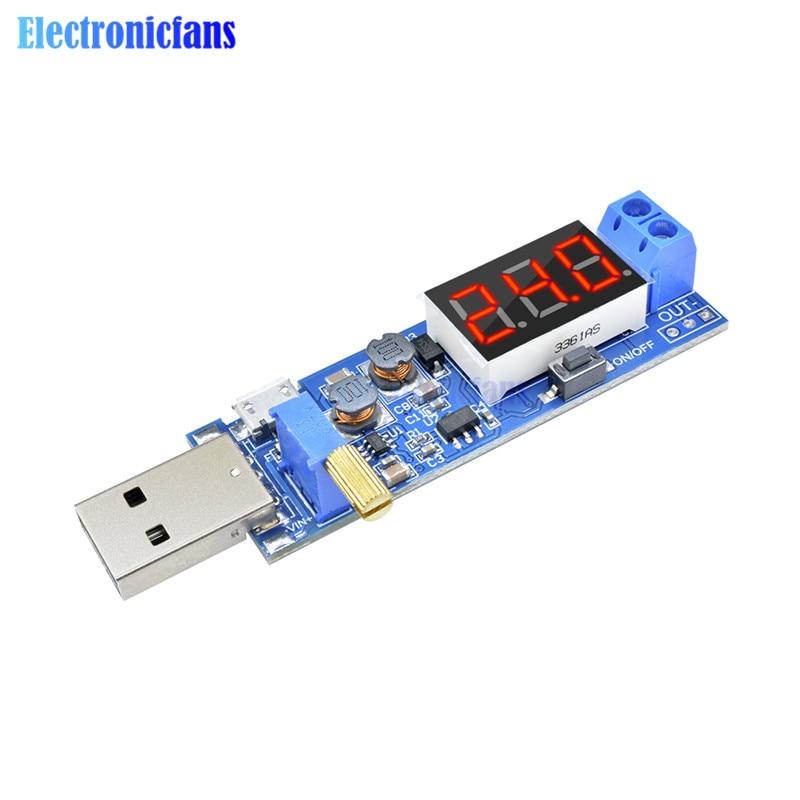 Lysee Plug /& Connectors 5V To D#8 - USB DC 5V To DC 12V 2.1mm X 5.5mm Module Converter DC Barrel Male Connector Jack Power Cable Plug,USB to DC Cable -1M Color: Other, Bundle: Bundle 1