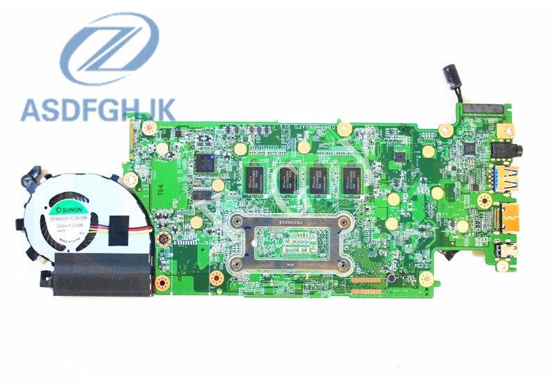 DA0ZHNMBAF0 Motherboard for font b Acer b font for Chromebook C720 3605 Laptop Motherboard NBSHE11006 NB