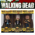 NEW hot 19cm Q version The Walking Dead Daryl Dixon More collectors action figure toys Christmas gift doll
