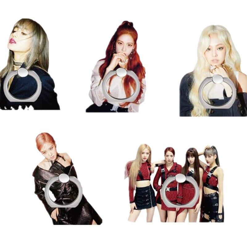 Novelty & Special Use Kpop Blackpink Kill This Love Phone Holder,blackpink Lisa Jisoo Jennie Rose Concert Supply,m036 Exquisite Craftsmanship; Costume Props