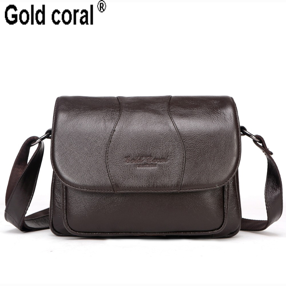 New arrival genuine leather lady messenger bags fashion shopping crossbody shoulder bags for women handbags with high quality 2017 new female genuine leather handbags first layer of cowhide fashion simple women shoulder messenger bags bucket bags