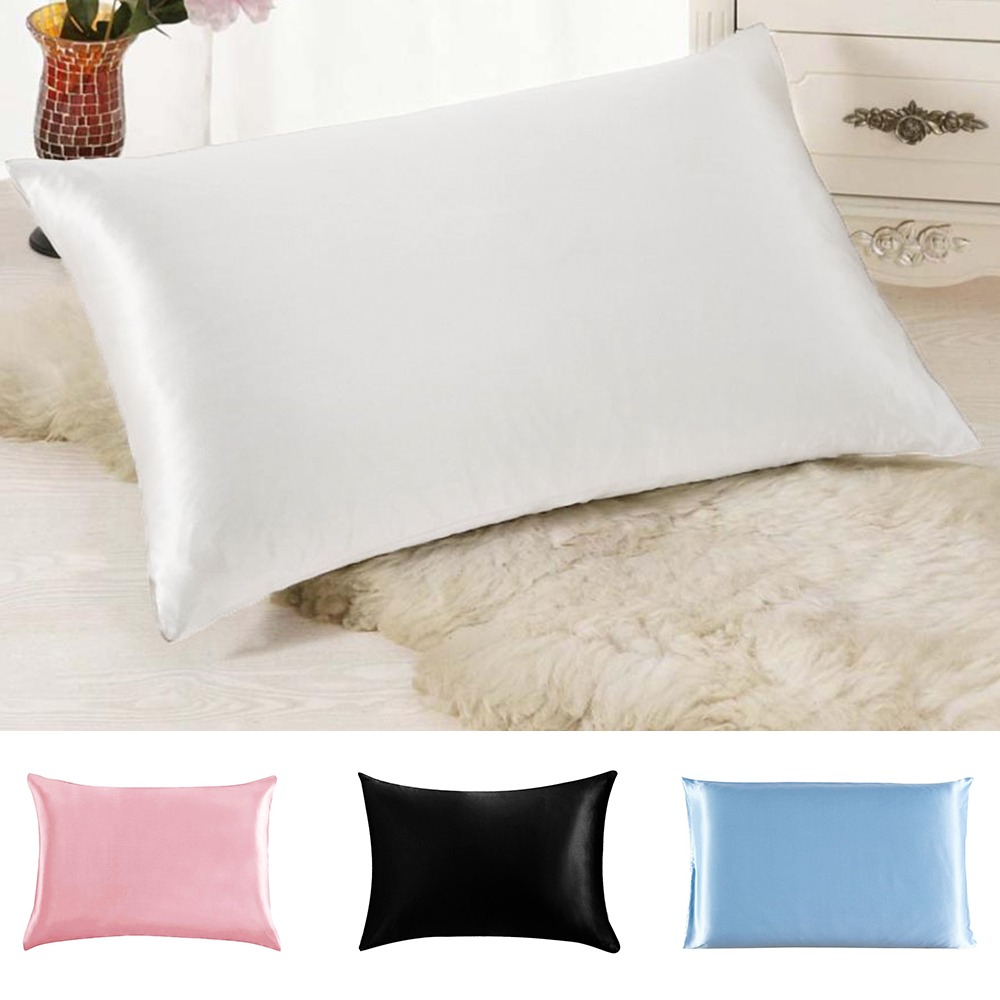 Satin Pillowcases With Zipper Buy Satin Pillowcase With Zipper And Get Free Shipping On