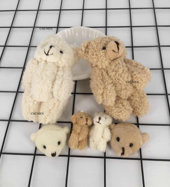 เล็กๆน้อยๆ 3 ซม.-11 ซม.อุปกรณ์เสริมตุ๊กตาหมีตุ๊กตาหมีตุ๊กตาของเล่น,ตุ๊กตาของเล่น, หมีร่วมตุ๊กตาสัตว์ตุ๊กตาของเล่นตุ๊กตา