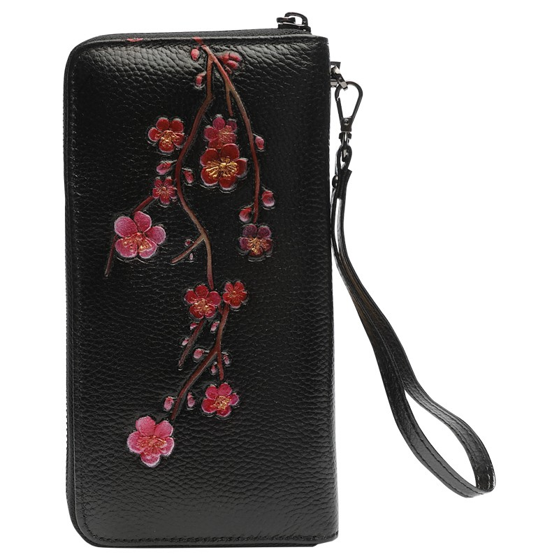 wallet women real leather (6)