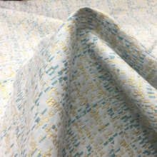1 meter brocade fabric for sewing width 57 inches metallic fabrics jacquard cloth patchwork telas DIY 1 meter brocade fabric for sewing width 59 inches 3d jacquard fabrics yarn dyed cloth patchwork