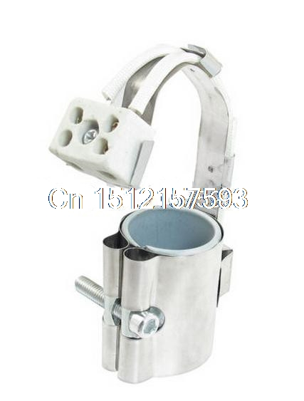 Free Shipping AC 220V 190W 190 Watt Ceramic Plug Stainless Band Heater <font><b>30mm</b></font> x 50mm image