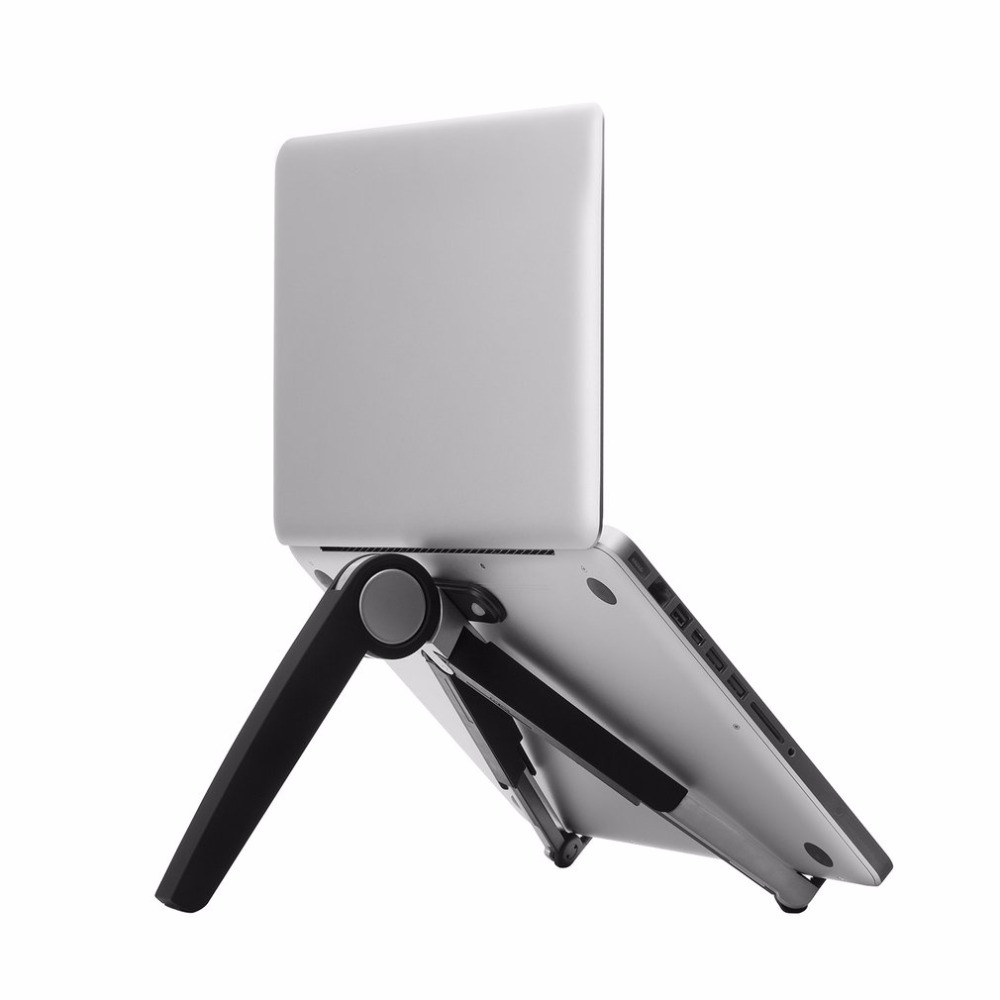 UP-1S Foldable 2-in-1 <font><b>Phone</b></font> Notebook Cooler Portable Laptop Cooler Pad <font><b>Tablet</b></font> <font><b>PC</b></font> Stand Holder Bracket Fan Radiator With Sucker