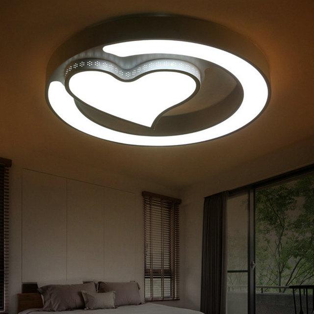2016 new design modern led ceiling lamp living room bed ...