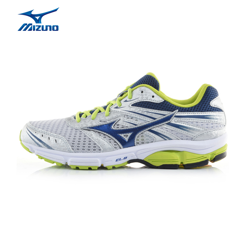 MIZUNO Men WAVE ZEST Mesh Breathable Light Weight Cushioning Jogging Running Shoes Sneakers Sport Shoes J1GR159808 XYP318 men running shoes style jogging outdoors adults super light weight sneakers for men air mesh breathable zapatos hombre sports