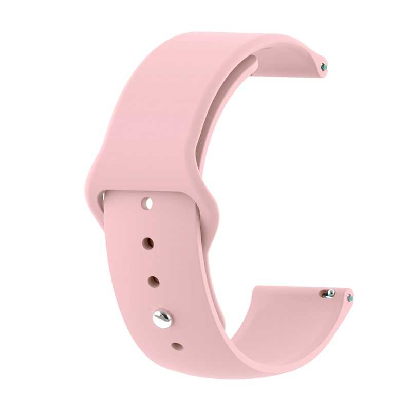 22 мм Универсальные силиконовые браслеты для samsung Шестерни S3 классический ремень для Galaxy Watch 46mm спортивный ремешок для часов для huawei Watch 2 классический