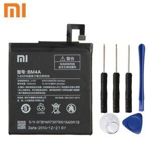 Xiao Mi Xiaomi Mi BM4A Phone Battery For Xiao mi Redmi Pro Redrice pro BM4A 4050mAh Original Replacement Battery + Tool