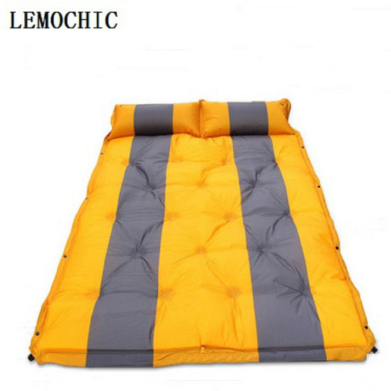 High quality matelas barbecue camping equipment gonflable tourist tent mat sleeping picnic beach mat  yoga pad barbecue camping equipment matelas gonflable tent mat high quality sleeping picnic blanket beach mat yoga pad air inflatable