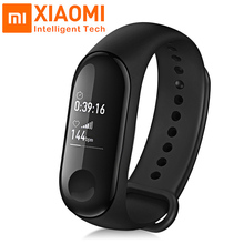 Xiaomi Mi Band 3 Fitness Tracker Waterproof Sport Smart Band Bracelet Heart Rate Smart Wristband OLED Smartband For Android IOS