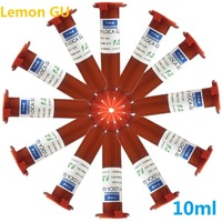 10pcs 10ml LCD uv glue OCA adhesive for iphone samsung touch screen glass replacement