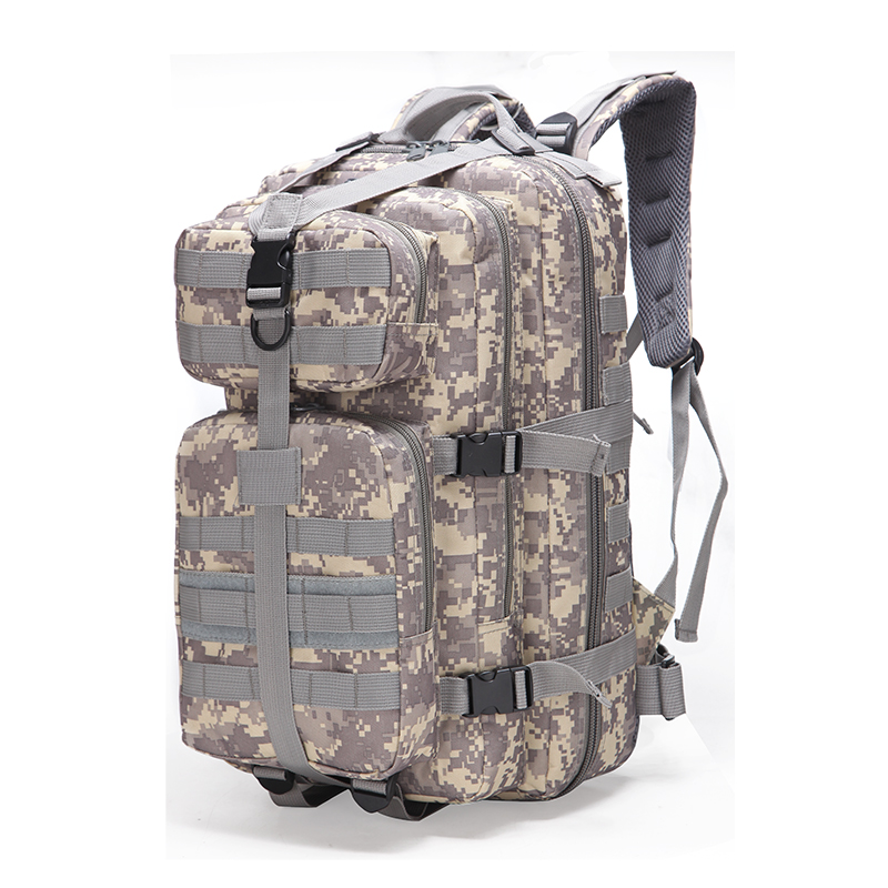 35L Military Tactical Assault Backpack Army 3D Waterproof Outdoor Bag large Rucksack Hiking Camping Hunting Trekking Travel Pack