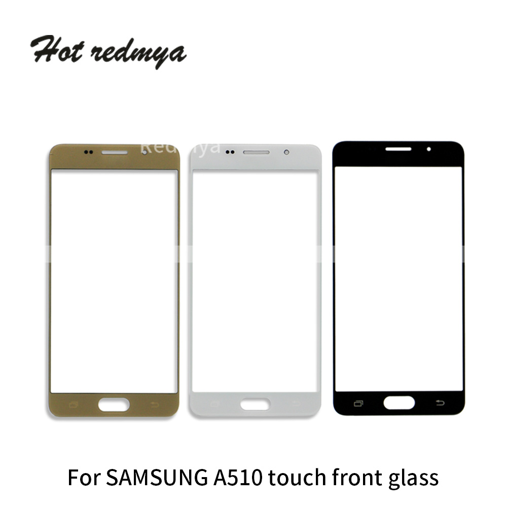 for samsung galaxy for a3 2016 a310 a5 2016 a510 outer replace glass lcd front touch screen. Black Bedroom Furniture Sets. Home Design Ideas