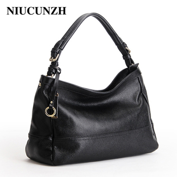 NIUCUNZH Messenger Bag Women's Shoulder Bag For Ladies High Quality Genuine Leather Luxury Handbags Women Bags Designer Female