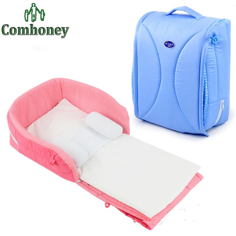Online Get Cheap Toddler Travel Bed Aliexpress