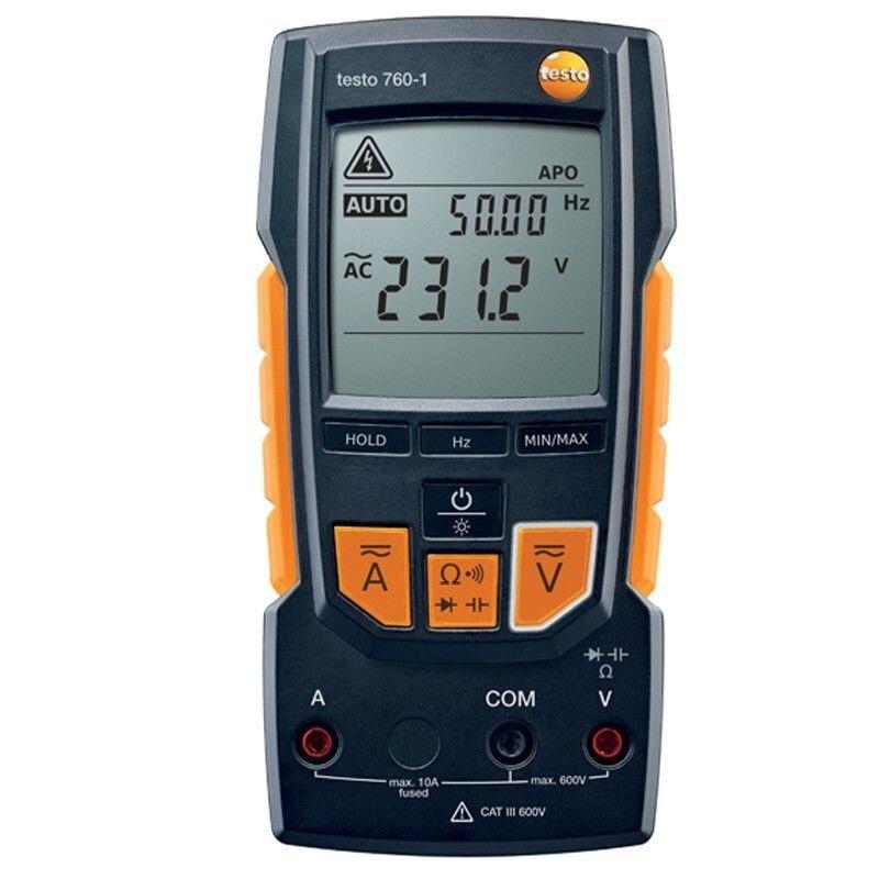Testo 760 1 Digital Multimeter 0590 7601 NEW