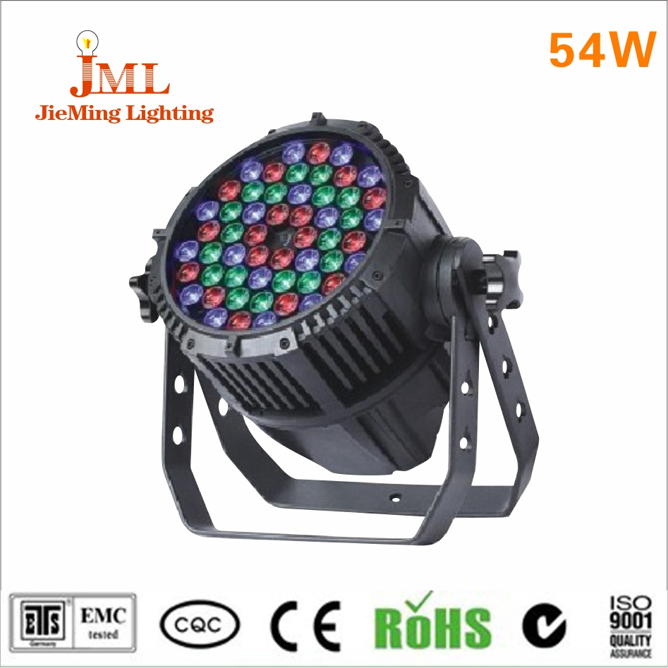 1pcs 54W Led floodlight IP68 waterproof light Outdoor Floodlights Lamp Led Reflector moderm type led light reflector dmx outdoor