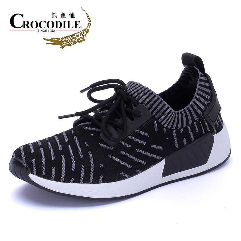 Crocodile Men Sneaker Shoes Femme Air Mesh Running Shoes for Women Athletic Sport Shoes Outdoor Jogging