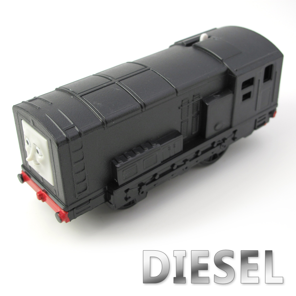 Electric Thomas Train T039E DIESEL Thomas And Friends Trackmaster Magnetic Tomas Truck Locomotive Engine Railway Toys for Boys