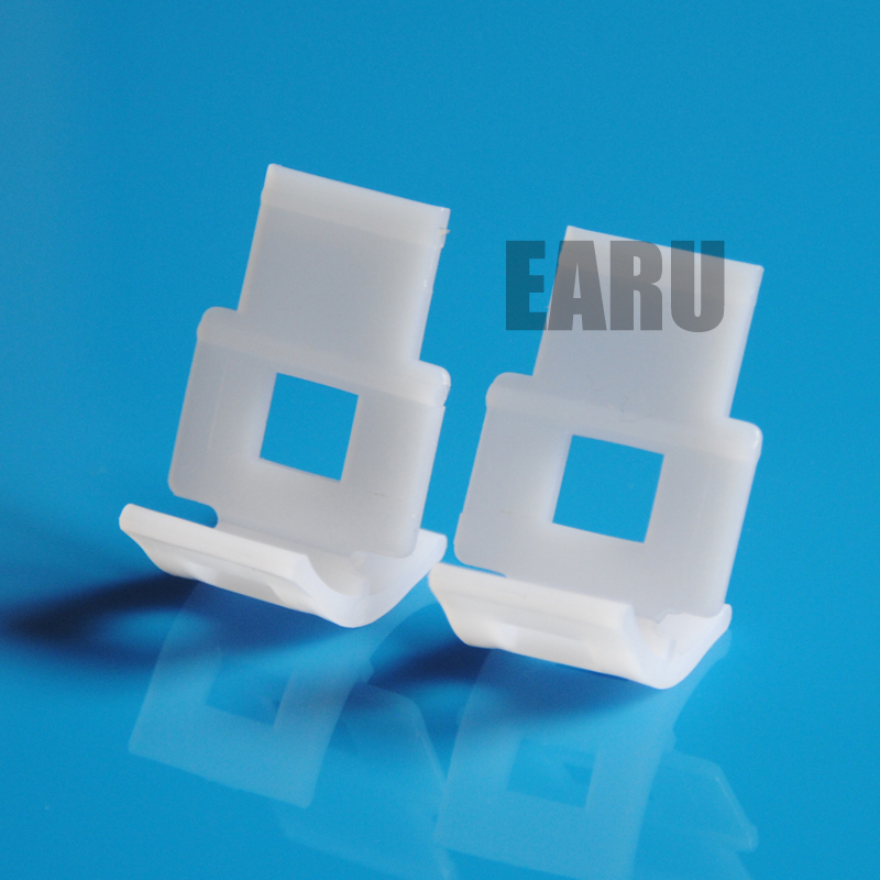 500pcs Clips Plastic Tile Leveling System Clip Tile Spacer