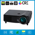 home theater cinema projector LED multimedia portable video pico small mini led projector with USB SD AV VGA