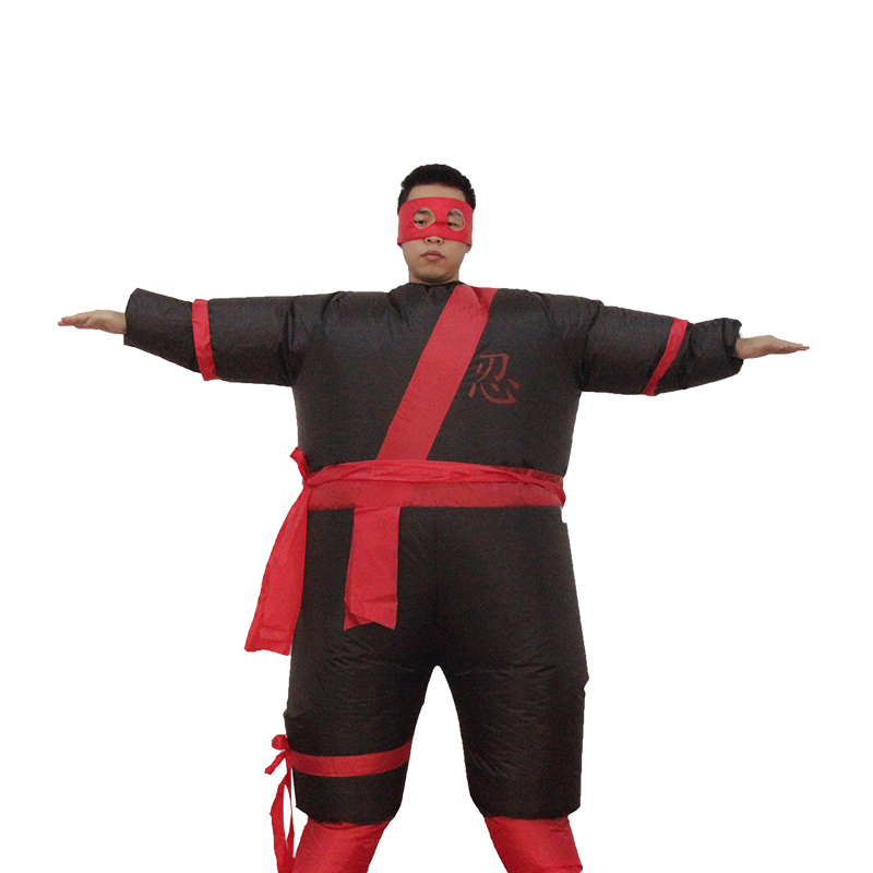 carnival costumes for adults Inflatable Ninja Costume