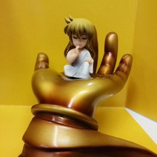 Anime Cloth Saint Seiya Myth Cloth Gold Saints childhood Virgo Shaka PVC Action Figure Collection Toys