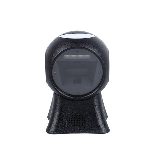 Scanner de Codes à barres, haute capacité de décodage 2D, Auto-distinction, conception ergonomique et légère 1