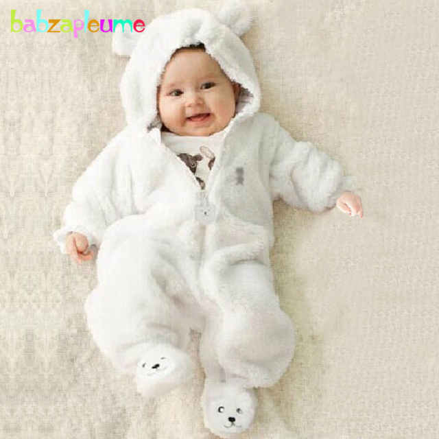 17d033401 babzapleume 3 9Months Autumn Winter Baby Boys Girls Rompers For ...