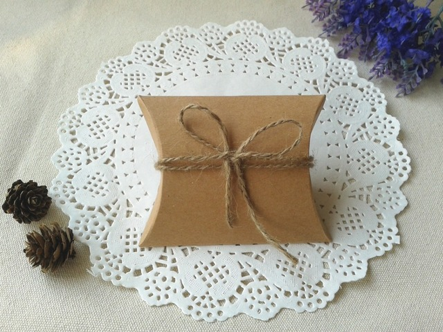 Free Shipping 50 Wedding Gift Box Baby Shower Party Favor Boxes ...