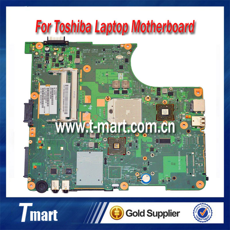 все цены на  100% working laptop motherboard for toshiba L300D V000138980 6050A2323101-MB-A01 system mainboard fully tested  онлайн