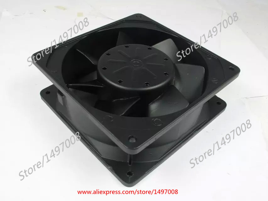 Free Shipping Emacro IKURA 2750MTP-15 AC 220V 50/60Hz 2-wire 140X140X50mm Server Square Cooling fan hot 1 5 ss316l stainless steel rotary spray cleaning ball cip tri clampe tank cleaning ball