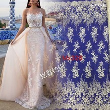 High Quality African Lace Fabric Net 2018 French Lace Fabric Tulle net lace  Nigerian Lace Fabric For Wedding high quality african lace fabric net 2018 french lace fabric tulle net lace nigerian lace fabric for wedding