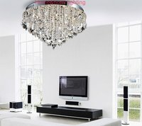 modern crystal ceiling lamp master room crystal ceiling lights led lamps Contemporary crystal light for living room led lights