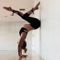 G LIKE Summer New Winding Design Yoga Pants Dance Ballet High Elastic Fitness Tights Exercise Sportwear