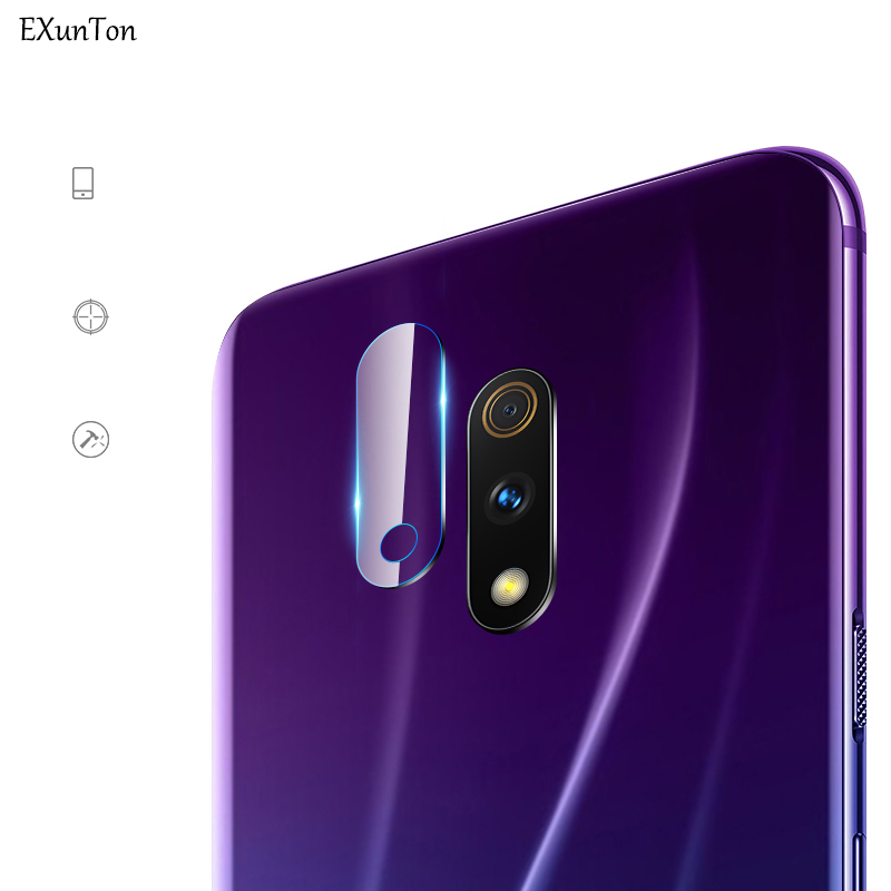 2PCS Camera Lens Tempered Glass for OPPO Realme C2 X Lite Back HD Camera Lens Screen Protector for OPPO Realme C2 X Lite Film