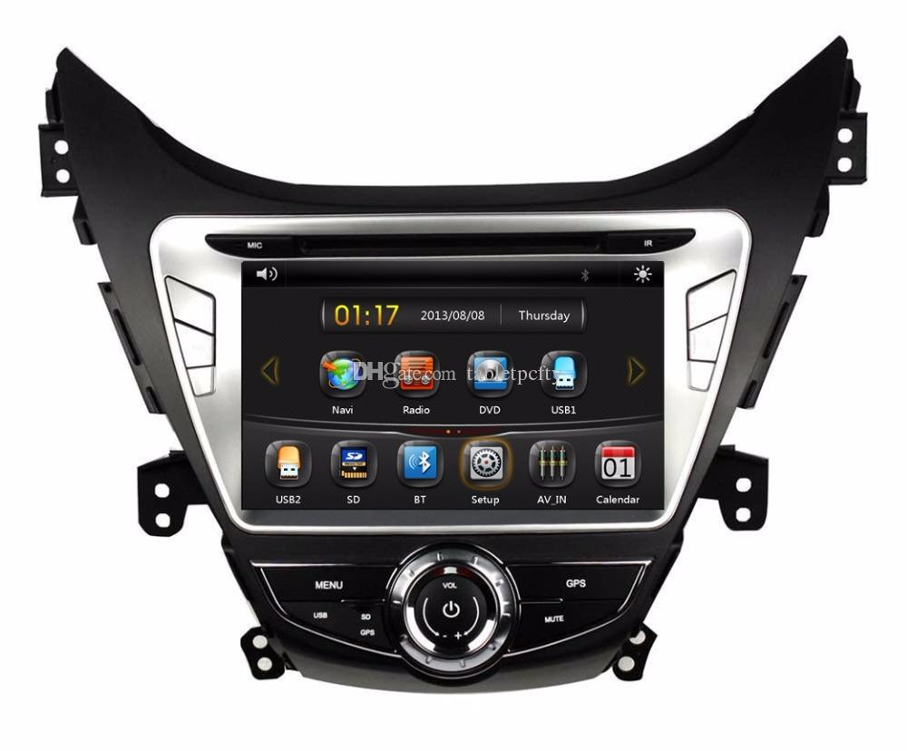 8 font b Car b font DVD player with GPS opt audio font b Radio b