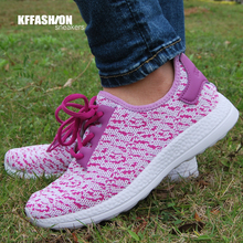 2016  Girl soft running shoes Female  sneakers lady comfortable fliable Footwears Breathable 3D computer  woven upper best shoes