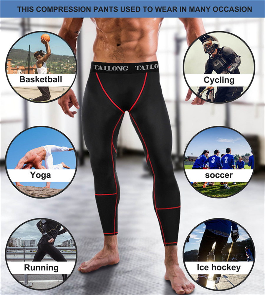 06016539e Bafully Best Man Weight Loss Pants Exercise Leggings Sauna Body Shaper Hot  Sweat Thermo Slimming Capri Workout Waist Trainer