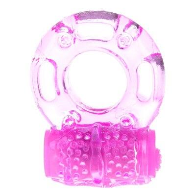 Ring On Penis Vibrator Delay Cock Enlargement Device Condom Adult Sex Erotic Toys Dick Vibrators Penis Ring For Men Sex Shop