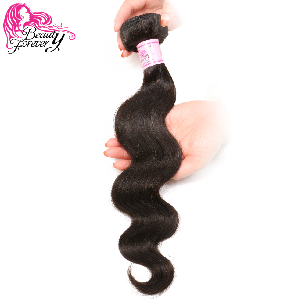 Beauty Forever Body Wave Indian Hair Weft Remy Human Hair