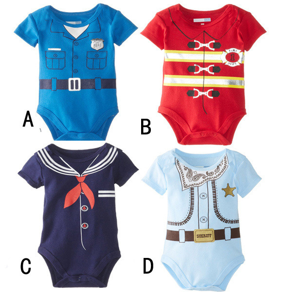 Hot Baby Body New Born Baby Clothes Girl Gentleman Baby Costume Rompers Cotton Short Sleeve New Born Baby Boy Clothes nyan cat baby boy clothes short sleeves gentleman bow tie vest romper hat 2pcs set outfit jumpsuit rompers party cotton costume