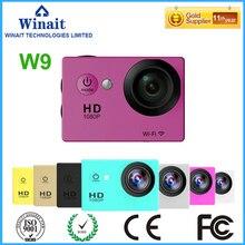 FULL HD 1080P wifi actoin camera/waterproof sports digital video camera super 4k camera free shipping