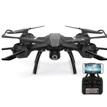640P/1080P RC Helicopter Drone WIFI FPV With Wide Angle HD Camera High Hold Mode Foldable Arm RC Drone Quadcopter RTF toys hot sale runcam 2 runcam2 hd 1080p 120 degree wide angle wifi fpv camera for fpv multicopter racer drone quadcopter accs